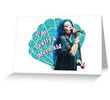Halsey I'm Really A Mermaid Greeting Card