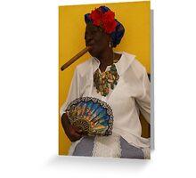 Cuba Mamma! Greeting Card