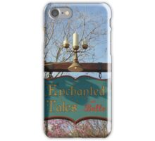 Enchanted Tales with Belle Fantasyland- Magic Kingdom iPhone Case/Skin