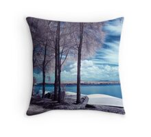 Everlasting Gaze Throw Pillow