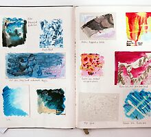 Sketchbook Page it Up by CharlieLindsay