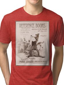 Reference @ the Metcalfe - #risg2015 Tri-blend T-Shirt