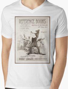 Reference @ the Metcalfe - #risg2015 Mens V-Neck T-Shirt