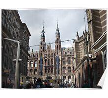 magna plaza amsterdam Poster