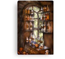 Various Potions  Canvas Print