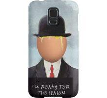 IM READY FOR THE SEASON(C2015) Samsung Galaxy Case/Skin