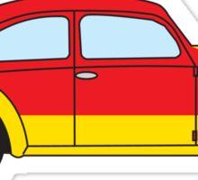 Beetle 3 Sticker