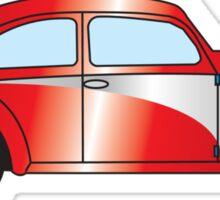 Beetle 6 Sticker