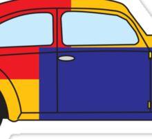 Beetle 7 Sticker