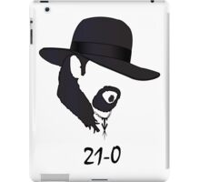 The Undertakers Ultimate Streak iPad Case/Skin