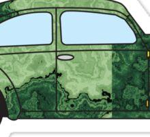 Beetle 11 Sticker