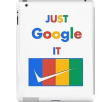 Just Google It. iPad Case/Skin