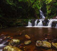 Elabana Falls by McguiganVisuals