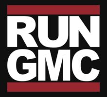 RUN GMC T-Shirt