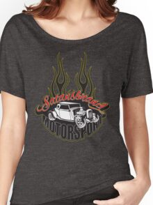 SatansBrand Motorsport Women's Relaxed Fit T-Shirt