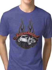SatansBrand Motorsport Tri-blend T-Shirt