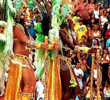 Rio Carnival, Rio de Janeiro, Brazil by Martyn Baker | Martyn Baker Photography