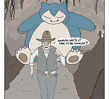 Indiana Jones + Pokémon by altanimus