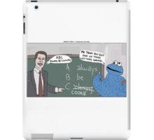 Sesame Street + Glengarry Glen Ross iPad Case/Skin