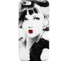 Meli Shane 5 iPhone Case/Skin