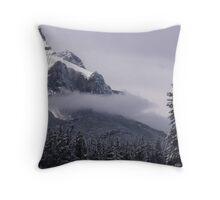 Banff National Park, Canada. Throw Pillow