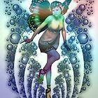 Rainbow Fairy by Martilena