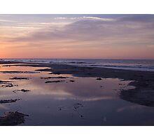 carolina sunrise  Photographic Print