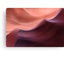 Timeless Waves Canvas Print