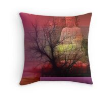 Inner Peace Throw Pillow