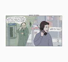Seinfeld + The Matrix T-Shirt