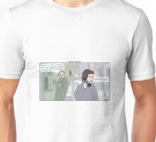 Seinfeld + The Matrix Unisex T-Shirt