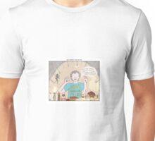 Pans Labyrinth + What About Bob Unisex T-Shirt