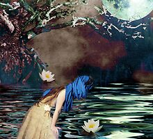 Dear Ophelia by DMCart Daniela M. Casalla