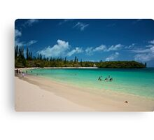 Isle of Pines C Canvas Print