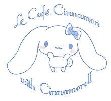 Café Cinnamon by LucySenpai