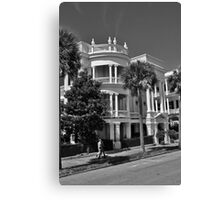 Charleston Architecture Canvas Print
