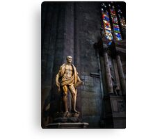 Welcome to the Weekend Canvas Print