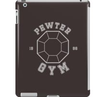 Pokemon - Pewter City Gym iPad Case/Skin