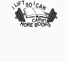 I Lifts So I Can Carry More Books Tank Top