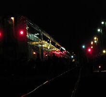 Night Train by bicyclegirl