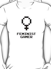 Feminist Gamer T-Shirt