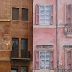 Piazza Navona or is it.... by Rowland Jones