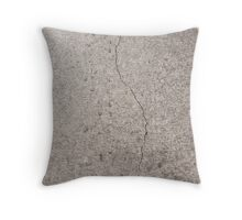 Weeping wall Throw Pillow