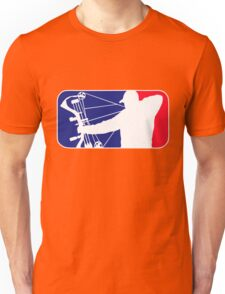 Major League Bow Hunting Unisex T-Shirt