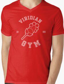 Pokemon - Viridian City Gym Mens V-Neck T-Shirt