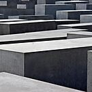 Shoah Memorial by dominiquelandau
