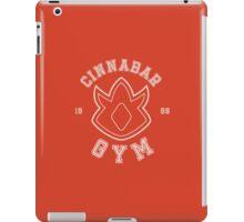 Pokemon - Cinnabar Island Gym iPad Case/Skin