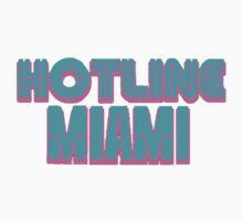 Hotline Miami  by dpfelix