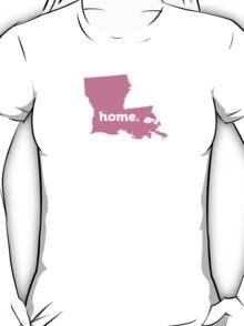 Louisana Home Pink T-Shirt