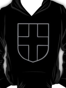 A Complete Guide to Heraldry - Figure 155 — Cross T-Shirt